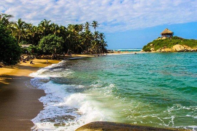From Sta Marta: Tayrona Park - Cabo San Juan del Guía