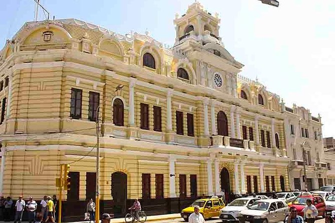 Private Tour: Chiclayo City Sightseeing and Witch Market