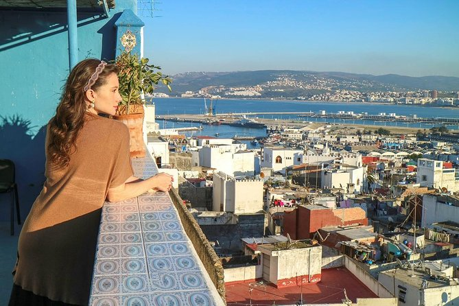 3h Private Walking Tour in Tangier Medina & Colorful Souks