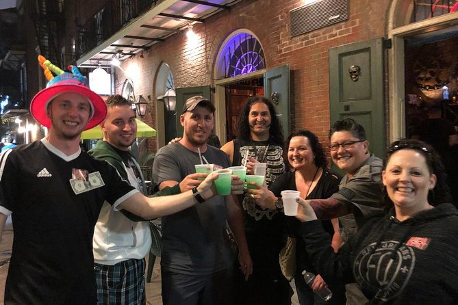 Private New Orleans Haunted History Ghost Tour photo 2