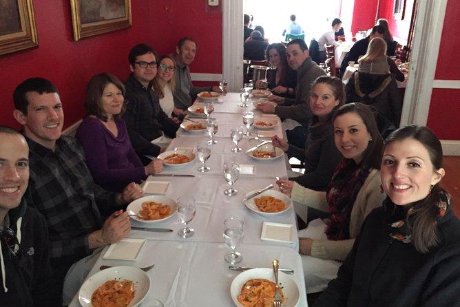 Washington DC Food Tour: Italian Cuisine in Dupont Circle