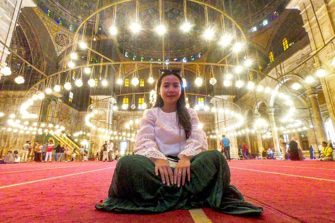 Full-Day Tour to Citadel, Coptic and Islamic Cairo