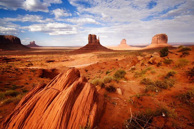 Grand Canyon, Monument Valley en Zion National Park 3-daagse tour