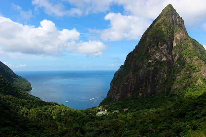 Private Gros Pitons Hike