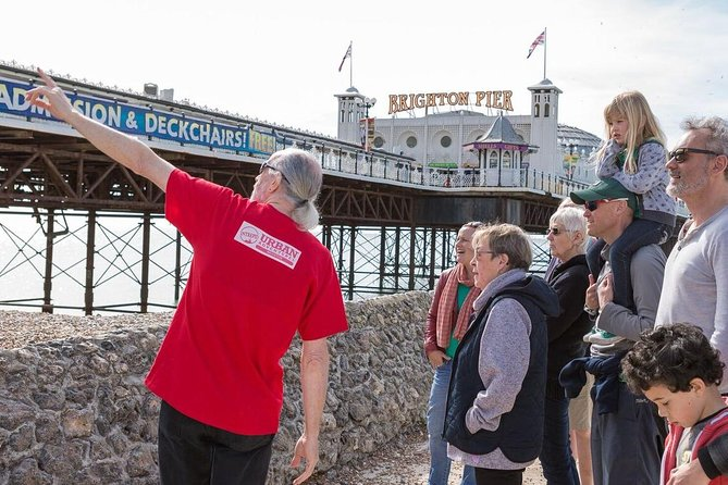 Brighton Lanes und Backstreets Walking Tour Ein brillantes Intro zu dieser lebhaften Küstenstadt