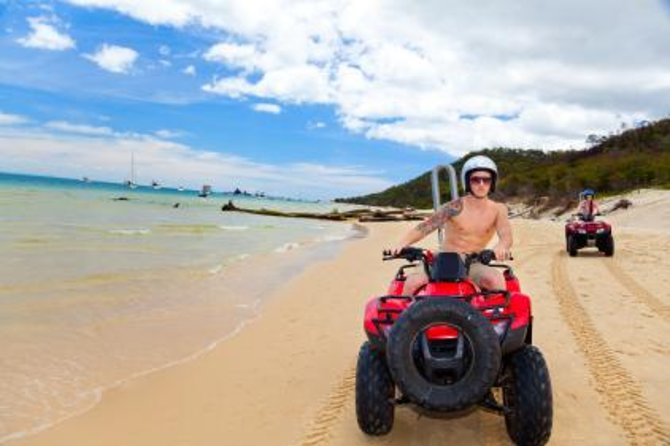 Jost Van Dyke ATV Adventure de Road Town