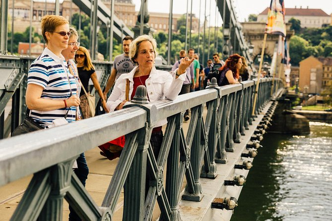Withlocals Your Way! - Budapest 100% Personalized City Tour