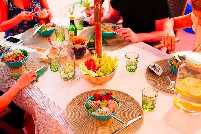 Private Organic Food Experience met een local in Barcelona