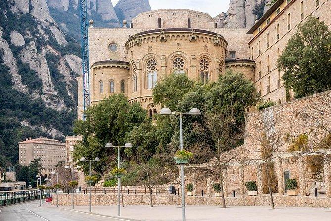 Privat dagstur till Montserrat med en lokal från Barcelona