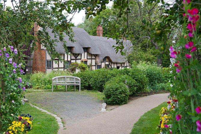Lugar de nacimiento de Shakespeare: entrada para Any Three Houses, cualquiera de las tres casas