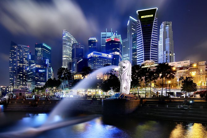 4-Hour Singapore Chauffeured City Tour