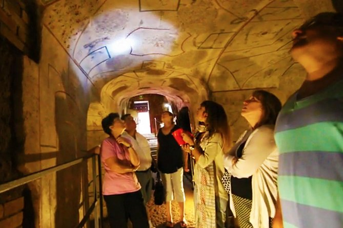 Rome Catacombs and San Clemente Underground Small-Group Tour
