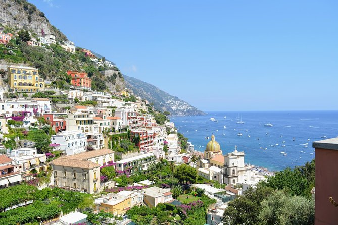 Best of Amalfi Coast from Naples with Buffalo Mozzarella Tasting
