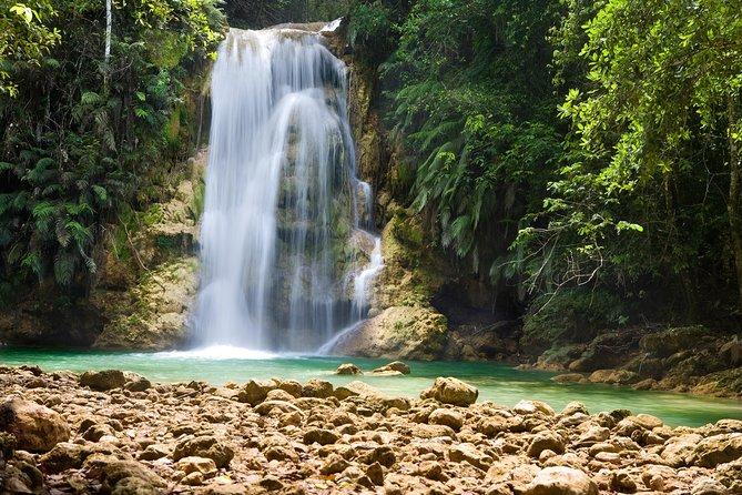 Wilderness Day Trip vanuit Samaná Inclusief 4x4, paardrijden en de waterval El Limón
