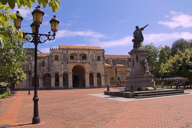 Visite touristique de Saint Domingue au départ de Punta Cana