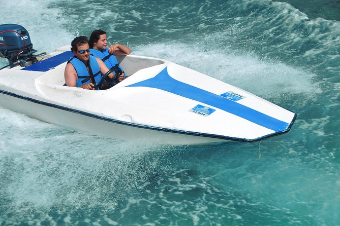 Punta Cana Speed Boat Tour and Snorkeling