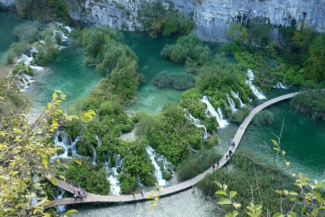 Be amazed by the beauty of Krka National Park on this day trip