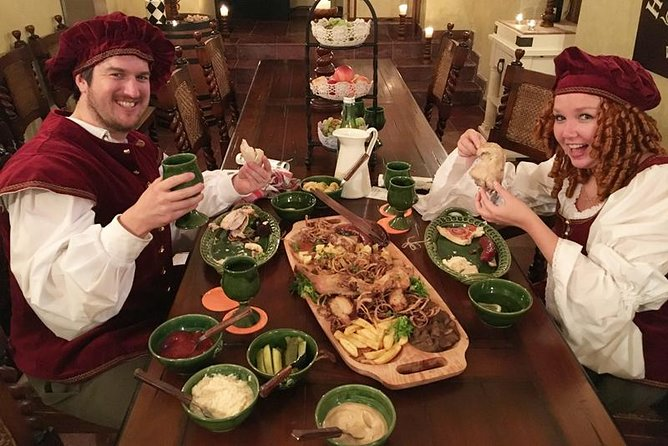 Bratislava Medieval Times: Food and Wine Tour photo 2
