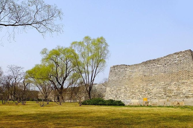 Private Tour to Beijing Ming City Wall Ruins Park and Panjiayuan Market