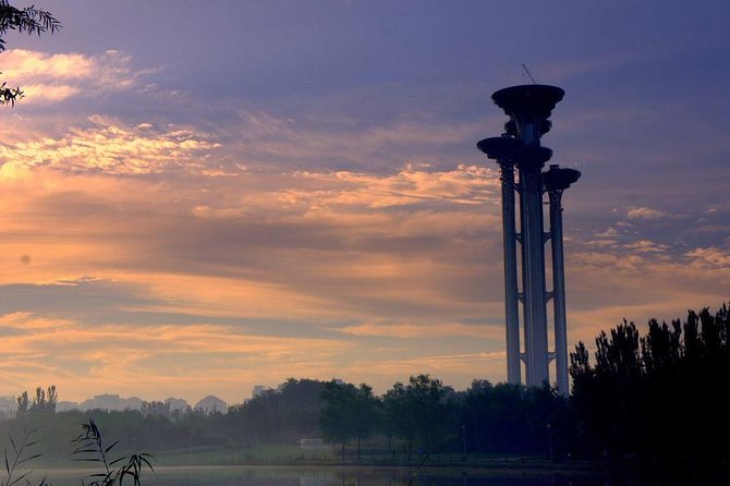Summer Palace, Wudaoying Hutong, and Olympic Park Observation Tower Private Tour