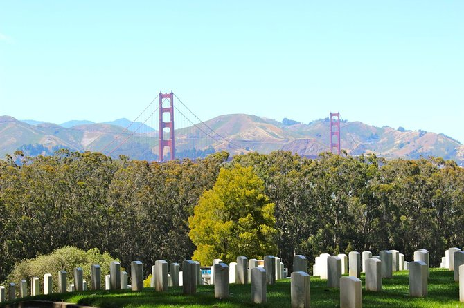 San Francisco Private Urban Hike: The Presidio