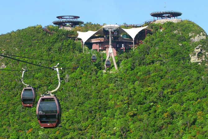 Skip the Line: Langkawi Cable Car Combo Package Admission Tickets