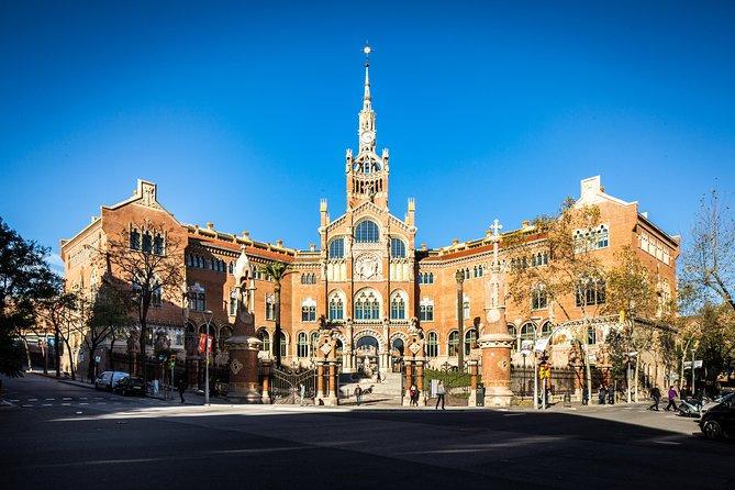 5-stündige geführte Tour in Barcelona