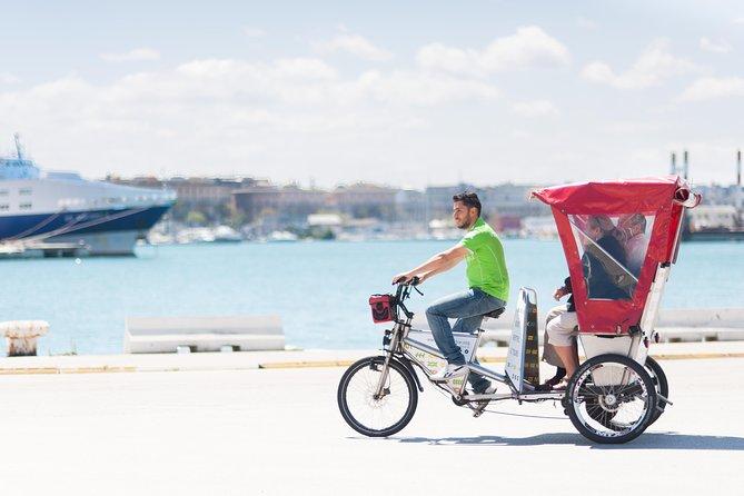 Recorrido por la ciudad de Bari en rickshaw