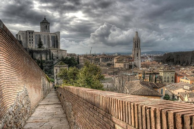 Girona Walking Tour with Cathedral Entrance