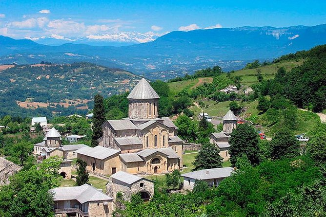 Kutaisi 1 Day Tour: Sataplia and Prometheus Caves and Historical Sights