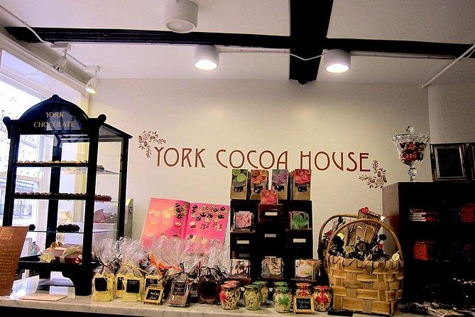 2-stündige Schokoladenverkostung in York
