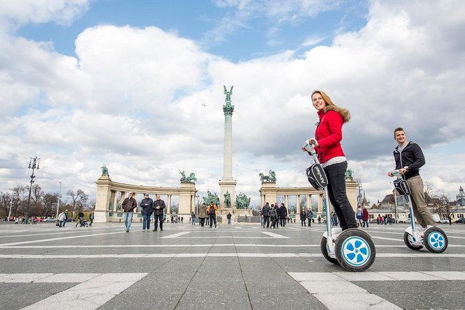 Airwheel Scooter Budapest Heroes Tour