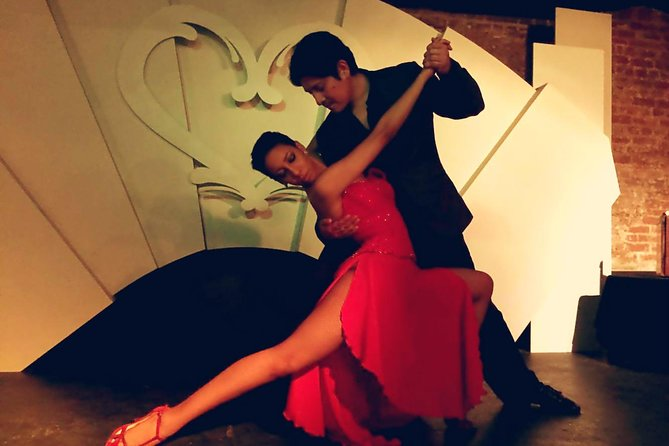 Tango Love Show with Dinner in Buenos Aires