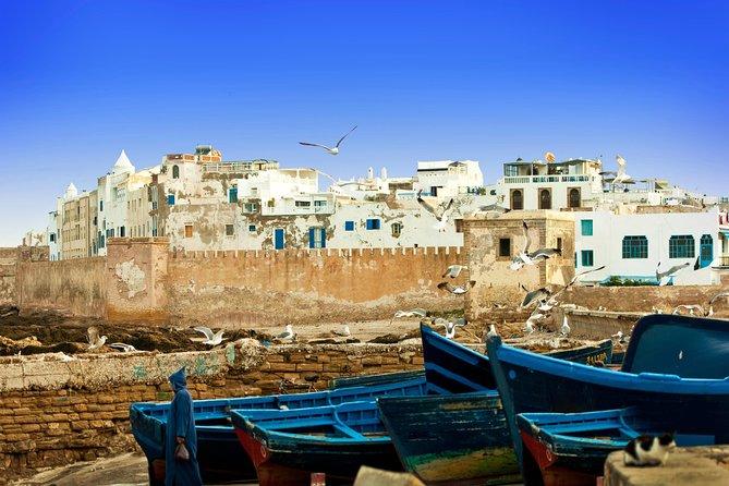 Privat tur: Essaouira dagstur fra Marrakech