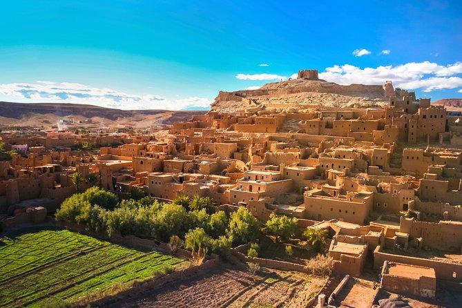 2-dagers Ait Benhaddou og Ouarzazate tur fra Marrakech
