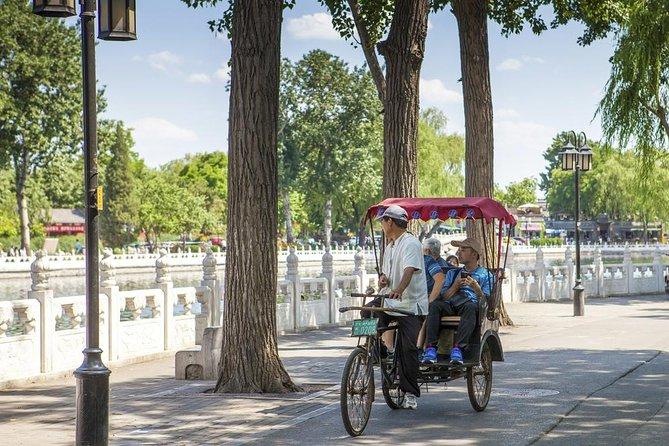 Esperienza di vita di Pechino di 3 ore: hutong, lezione di cucina cinese e tour della cerimonia del tè