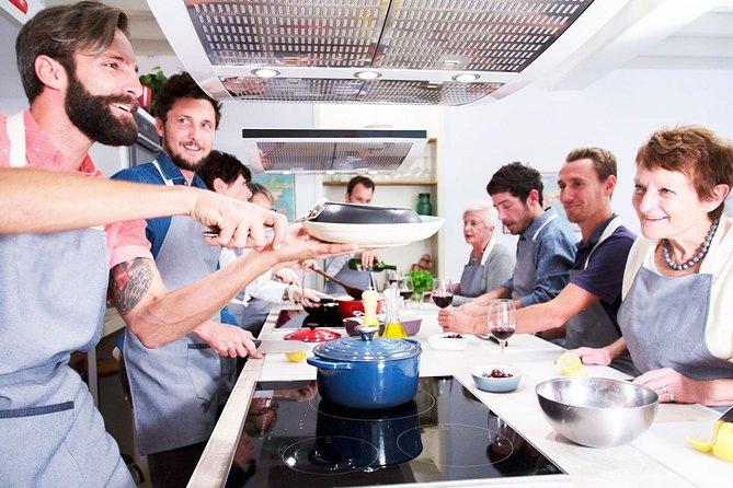 Clase de cocina española de Palma de Mallorca con almuerzo o cena