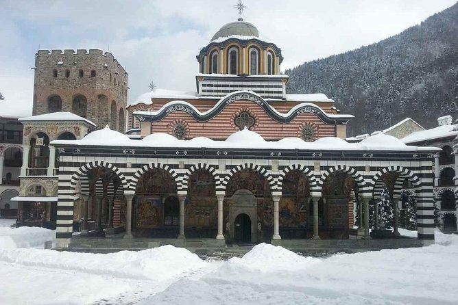 Boyana-kerk en Rila-klooster Privé dagtocht
