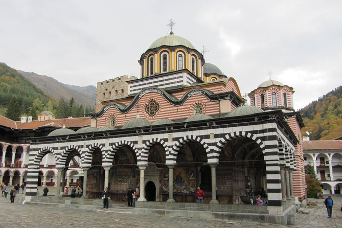 Boyana Church en Rila Monastery Small Group Day Trip