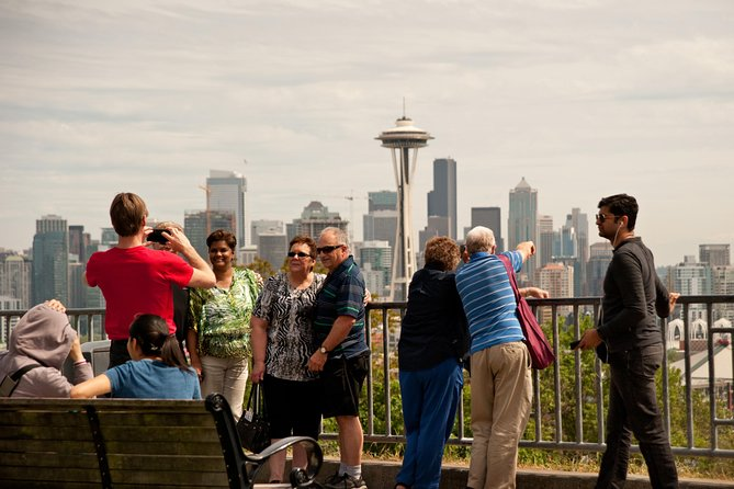 Muéstrame Seattle -90 Minuto City Tour