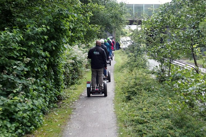 3.5 Hour Segway Tour in Dusseldorf