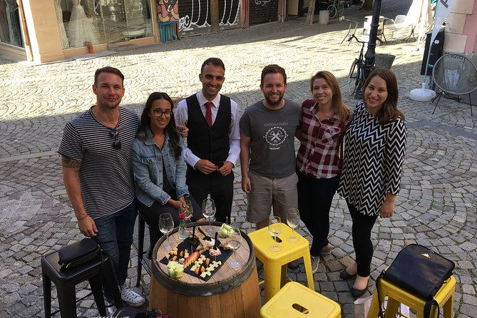 Plovdiv: Bulgarisk vinprovning i lokal Enoteca