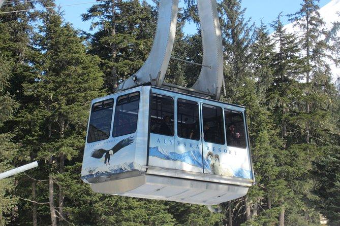 Alyeska Tram - A Self-Guided Tour
