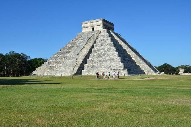 Excursion d'une journée à Chichén Itzá, au départ de Cozumel