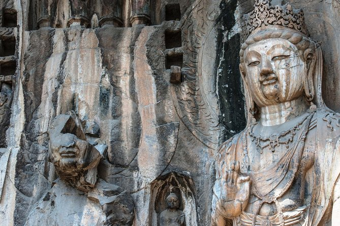 Dazu Cave Carvings Tour