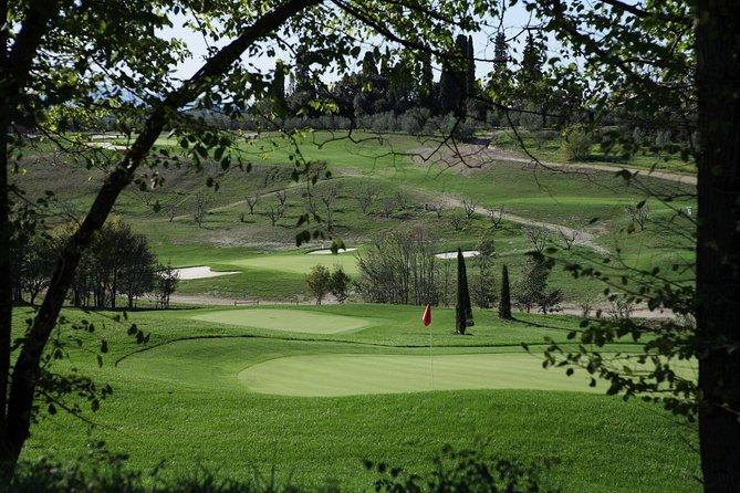 Tour privado: experiencia de golf en el campo toscano