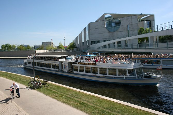 Berlin Spree River Sightseeing City Cruise