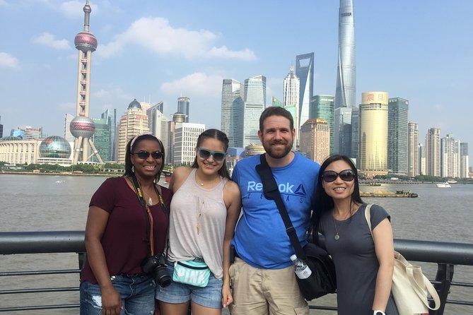 All-inclusive privat dagstur: Shanghai otroliga höjdpunkter med Huangpu River Cruise