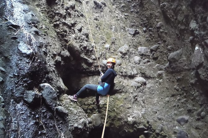 Ojo de Agua Canyoning Adventure vanuit Cuernavaca