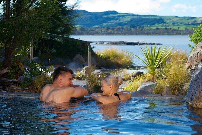 Excursión en tierra: el balneario polinesio de Rotorua Heaven from Tauranga